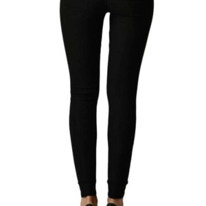 _Black-Colored-Tight-Jeggings-back