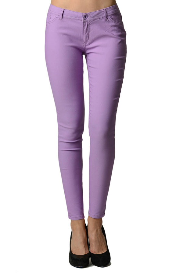 _Lavender-Colored-Tight-Jeggings-front