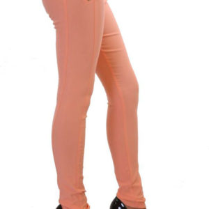 _Orange-Colored-Tight-Jeggings-front