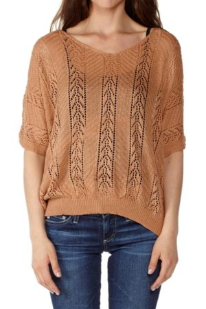 Coral Knited Pullover