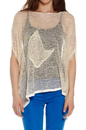 Freeform Mesh Top Cream