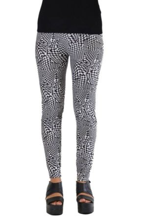 Geometric Tribal Plus Size Leggings