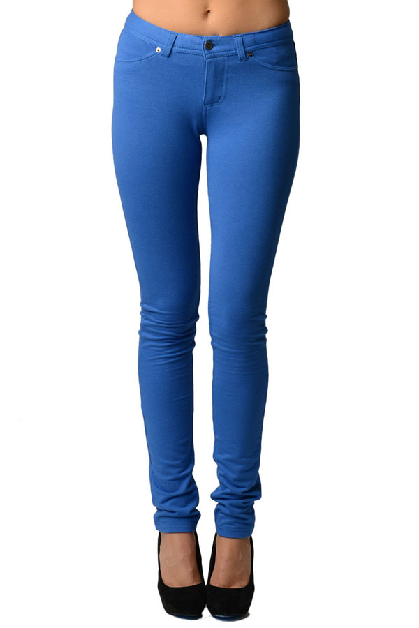 Olympian Moleton Stretchy Jeggings with Pockets