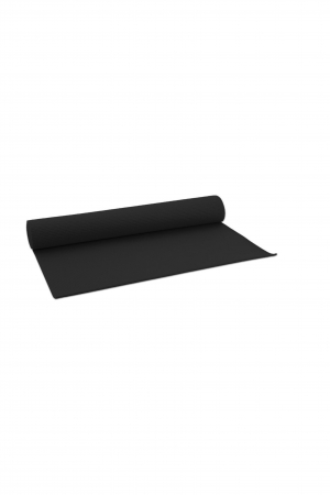 Black Exercise Mat