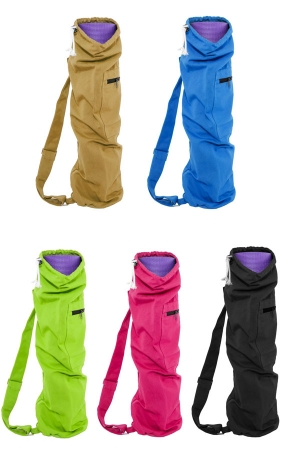 Yoga Mat Bag With Cinch Top