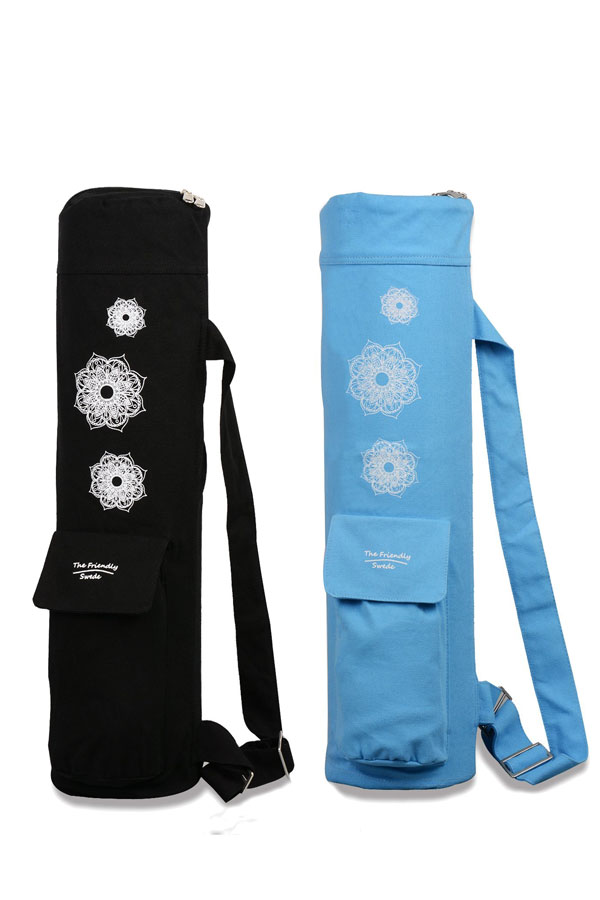 Yoga Mat Bag with Pocket